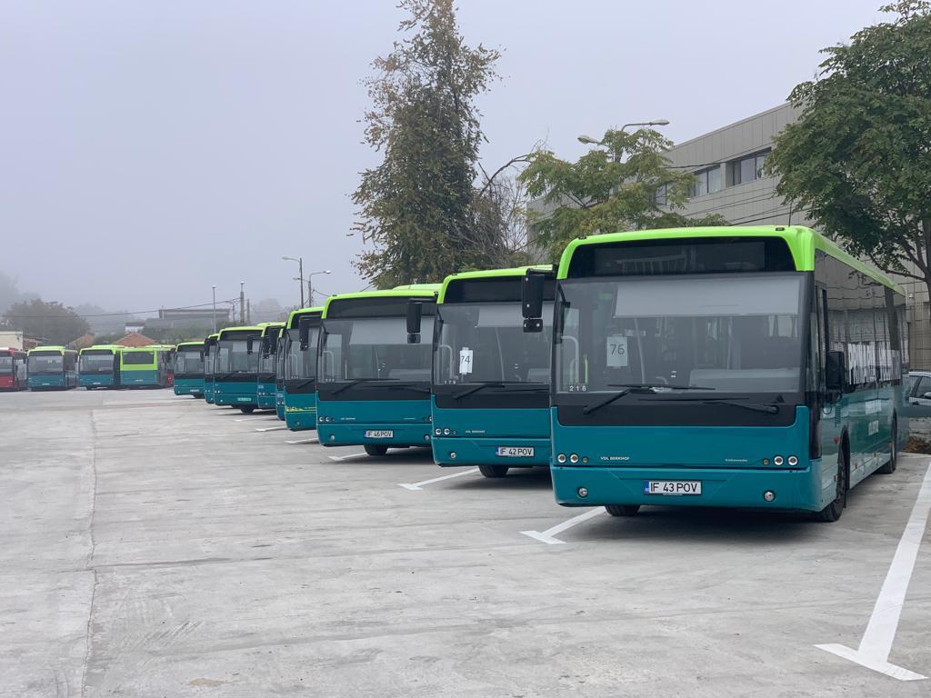 Inchiriere Autobuz Isuzu