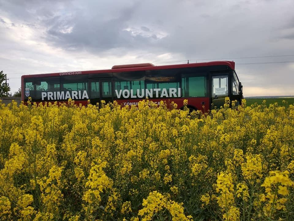 """Pandele Florentin Costel - Primarul Orașului Voluntari: """"Se va înființa un nou traseu regional R461"""""""